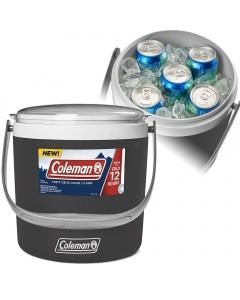 Coleman 9Qt Party Circle Cooler 8.5 Liter - Black Sand