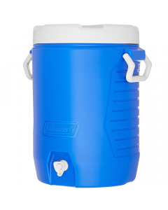 Coleman 5 Gallon Beverage Cooler 19 Liters - Blue