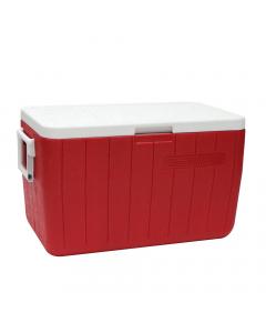 Coleman Cool Box 48QT (45 Liter) - Red