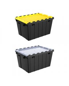 Cosmoplast Utility Storage Plastic Box 55 Liters