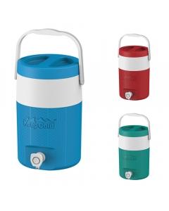 Cosmoplast KeepCold 1 Gallon Cooler 3.7 Liters