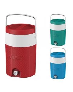 Cosmoplast KeepCold 2 Gallon Cooler 7.5 Liters