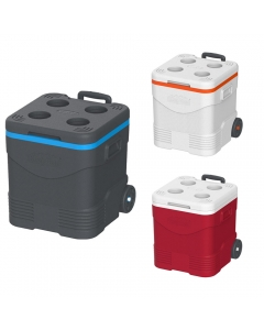 Cosmoplast KeepCold Trolley Picnic Iceboxes with Wheels