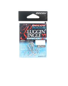 Decoy Single 27 Plugging Lure Hook