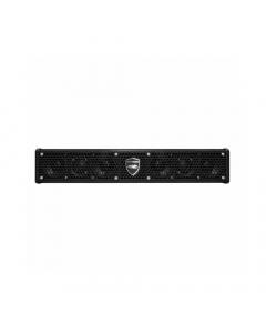 Wet Sounds STEALTH SURGE 6 Speaker Amplified Universal Soundbar