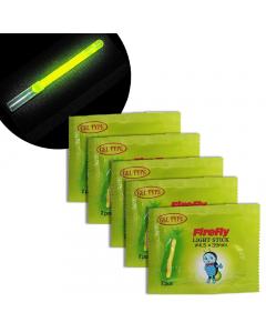 Firefly Sportfishing Light Sticks - Gel Type (Pack of 5)