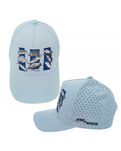 Fish2Spear Splash Resistance Cap - Blue