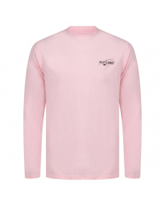 Fly Lord Rose Long Sleeve Bamboo T-Shirt