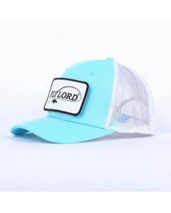 Fly Lord Aqua Trucker Cap (Blue)