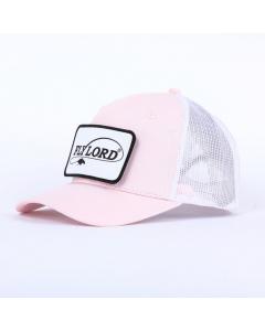 Fly Lord Dusty Trucker Cap (Pink)