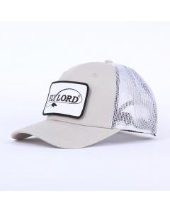 Fly Lord Stone Trucker Cap (Beige)