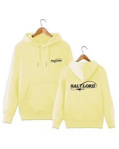 Salt Lord Hoodie - Yellow (Size: L)