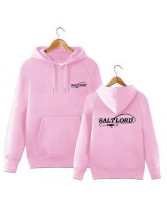 Salt Lord Hoodie - Pink (Size: L)