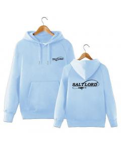 Salt Lord Hoodie - Blue (Size: L)