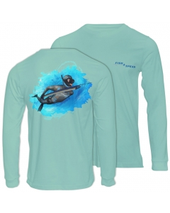 Fish2spear Long Sleeve Performance Shirt - Diving Spearo