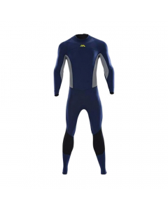 Aqua Marina Malibu Men's Wet Fullsuit - Navy