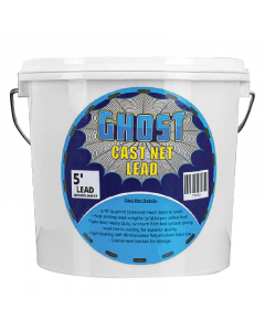 Ghost Monofilament Cast Lead Net
