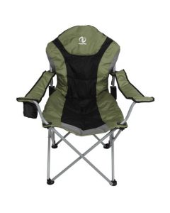 Hangfang High Back Padded Camping Chair