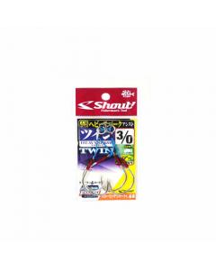 Shout 357VT-3 Heavy Spark Twin - 3/0  (2 cm)