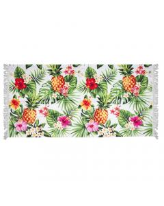 Homenza Beach Towel Pineapple 70x150cm