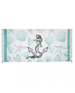 Homenza Beach Towel Seashells