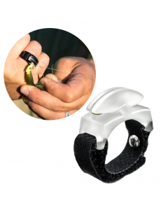 Line Cutterz Glow-in-The-Dark Ring - Clear
