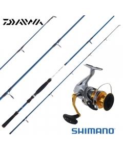 Daiwa / Shimano Expert Beach Casting 10ft Medium Heavy Combo