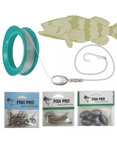 Hammour Special - Handline Fishing Rig (Assembly Required)
