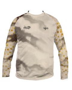 Just Fishing Hamour Head Long Sleeve Performance Shirt