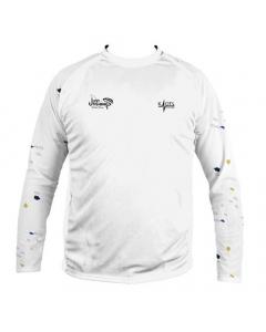 Just Fishing Sherry Long Sleeve Performance Shirt (Size: L)