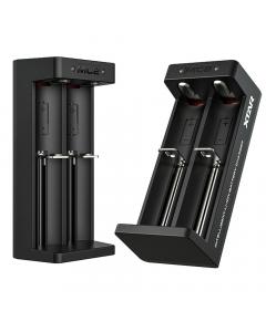 Xtar MC2 Portable Li-ion Battery Charger