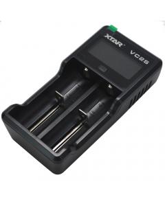 Xtar VC2S Dual Bay USB Battery Charger