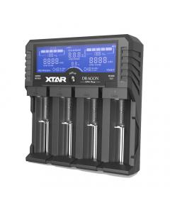 Xtar Dragon VP4 Plus Intelligent Battery Charger