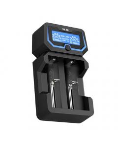 Xtar X2 Dual Bay Smart Quick Battery Charger