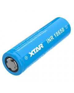Xtar 18650 2600mAh 3.7V Protected Button Top Battery