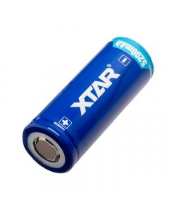 Xtar 26650 3.6V LED Flashlight 5200mAh Rechargeable Battery
