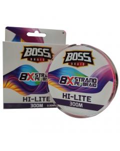 Boss Braid 8X Hi-Lite