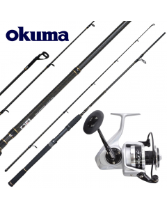 Okuma Professional EPX-AZR Casting 10ft - Medium Heavy - Kingfish Edition Combo
