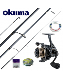 Okuma Expert PS-EPXT 10ft Casting Deluxe - Medium Heavy - Combo