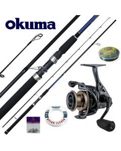 Okuma Intermediate BD-EXPT 9ft Casting - Medium Casting - Combo