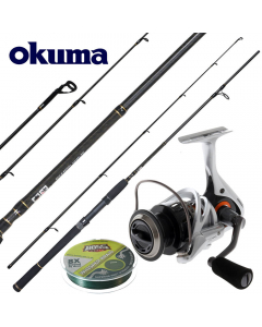 Okuma Expert EPX-HSX 10ft - Casting - Medium Heavy - Combo
