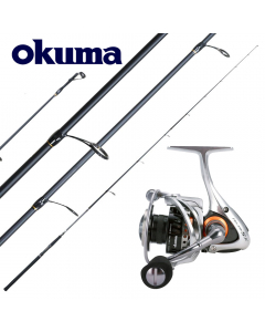Okuma Intermediate PS-HSX 9ft - Casting - Medium Heavy - Combo