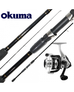 Okuma Starter Edition - Force - 7ft - Casting Medium Light -  Combo