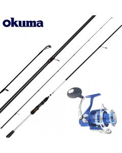 Okuma Boat Casting Proficient 7.4ft - Medium - Combo
