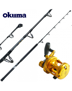 Okuma Pro Makaira SLX 5.6ft Light Trolling Combo
