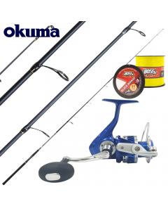 Okuma Professional Beach Casting 10ft Medium-Heavy - Combo