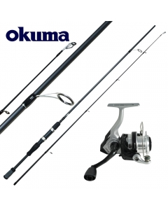 Okuma Starter Extreme 6.6ft - Medium Light - Combo