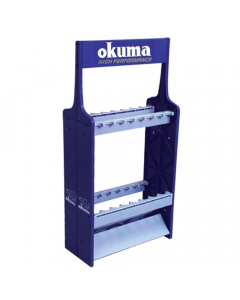 Okuma ABS Plastic Rod Rack