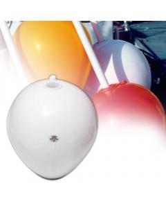 Polyform CC-3 Mooring Buoy - White (43.2x53.3cm)
