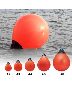 Polyform A Series Buoy (Red)
